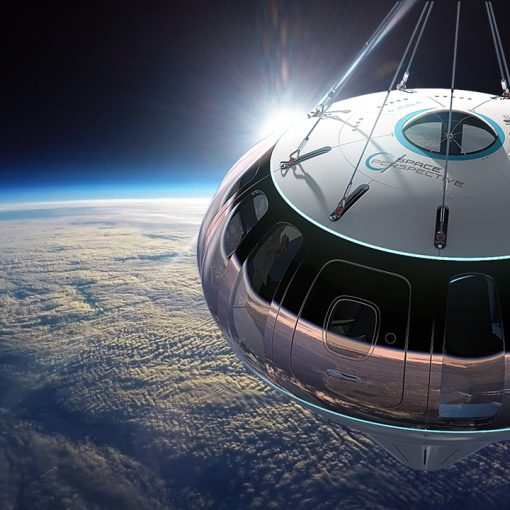 Space Perspective Balloon Space Tourism completes seed financing