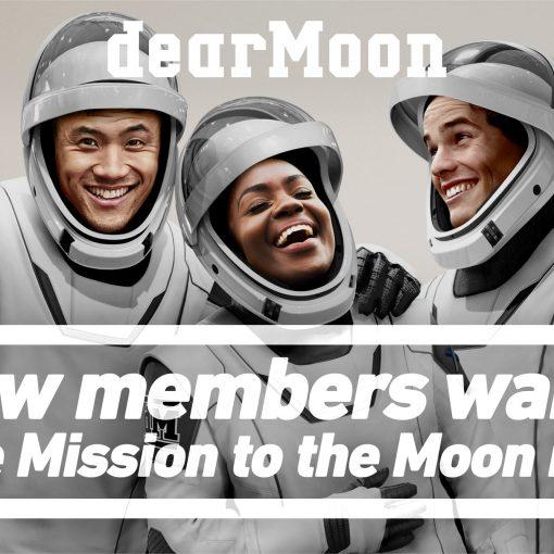 Japanese Billionaire seeks 8 space tourists for moon trip